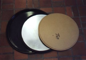 Drum Alignment Plate