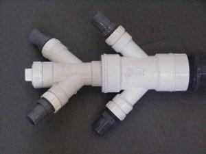Vacuum Tool Manifold