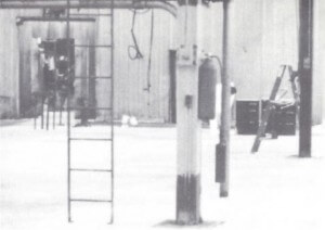 Pentek system provides for complete decontamination of complex areas of industrial workspace.