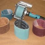 CAW Abrasive Belts