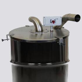 wet lid with drum