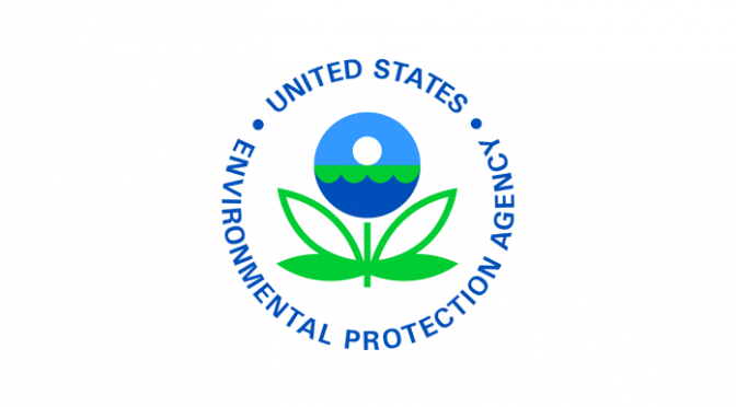 United States Environmental Protection Agency Logo