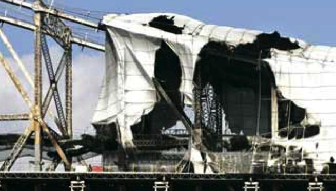 #2Torn Tarp20051019-queensborough bridge blaze 3 (1)