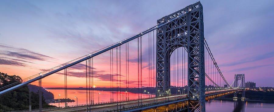 george_washington_bridge_night test