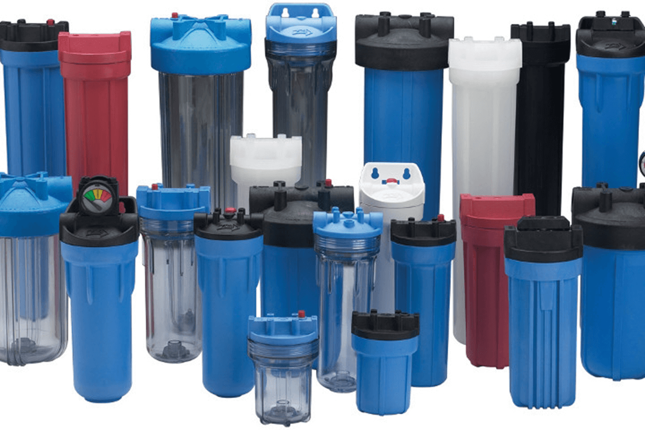 Industrial Plastic Filters | Pentek, Inc.